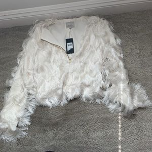 Guess Fringe Jacket